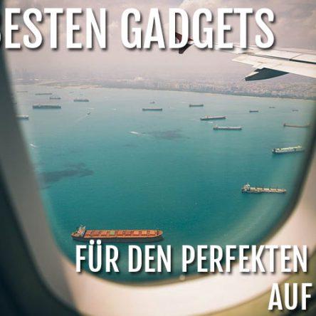 Die Top Gadgets für den perfekten Schlaf auf Reisen