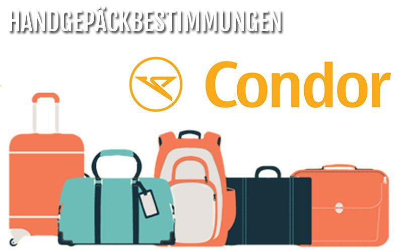 Handgepäck Condor 2018 Wie Viel Kg Wie Groß Was Darf Rein
