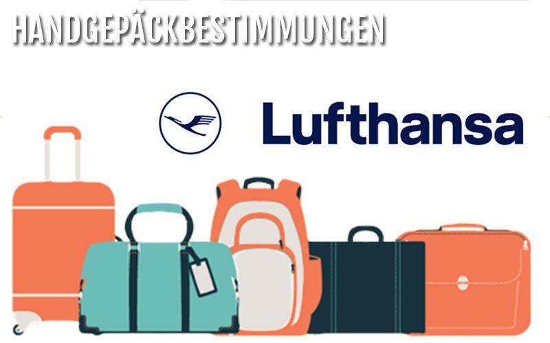 946da24f4e76d Handgepäck Lufthansa – Wie viel Kg  Wie groß  Was darf rein  Beste Tasche