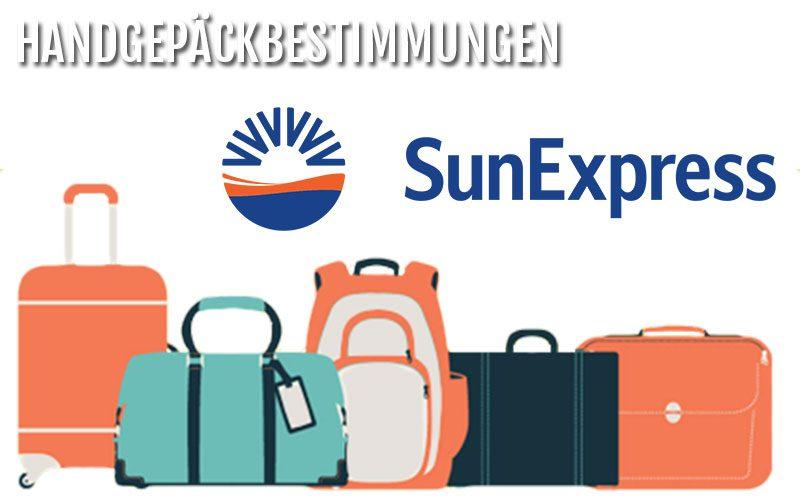 sunexpress-handgepäck
