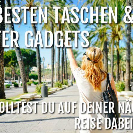 Die Besten Reise Gadgets in Koffer & Taschen